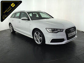 2014 64 AUDI A6 S LINE TDI ULTRA ESTATE 1 OWNER SERVICE HISTORY FINANCE PX