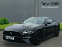 2019 Ford Mustang 5.0 V8 GT Fastback 2dr Coupe Petrol Manual