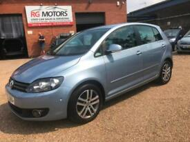 2010 Volkswagen Golf Plus 1.6 TDI SE( 105ps ) MK6 Blue, **ANY PX WELCOME**