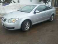 2007 Pontiac G5 2.2L Coupe (2 door) 5 Speed Manual