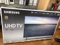 "Samsung UHD TV 55"" 7 SERIES/ MU7000 sealed pack brandnew"