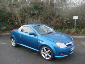 Vauxhall/Opel Tigra 1.4i 16v ( a/c ) 2006.5MY Exclusiv