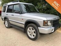 2003 LAND ROVER DISCOVERY 2 DISCOVERY HSE, 4.0 V8I, AUTOMATIC, FULL SPEC