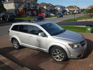 Dodge Journey RT  2013 fully loaded
