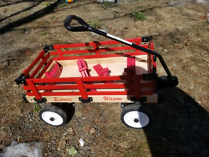 Brand new wagon never used! 100