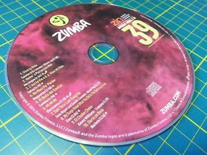Various Zumba ZIN CD, Mega Mix, DVD FOR SALE
