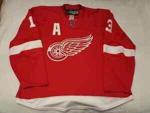 Pavel Datsyuk Detroit Red Wings - Size 56 - 2007-08 EDGE 1.0 Pro Edmonton Edmonton Area image 1