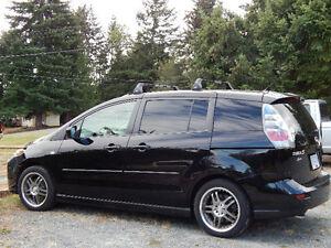 2008 Mazda Mazda5 GT Minivan, Van