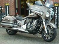 INDIAN CHIEFTAIN LIMITED EX DEMONSTRATOR 327 Miles only