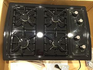 Plaque de cuisson au gaz neuve