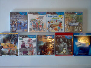 PS3 Games and Accessories