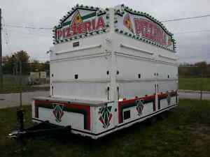 Concession Pizza Trailer & Stock Truck London Ontario image 4