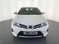 2014 TOYOTA AURIS ACTIVE D4-DIESEL 1 OWNER TOYOTA SERVICE HISTORY FINANCE PX