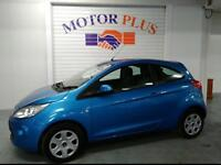 2014 FORD KA EDGE HATCHBACK PETROL