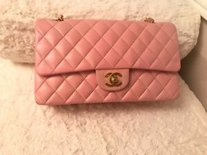 Chanel classic flap bag  London Ontario image 2