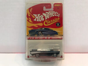 HW RLC classics series 1957 CHEVY BEL AIR CONVERTIBLE