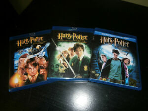 Harry Potter Blu-Ray Movies