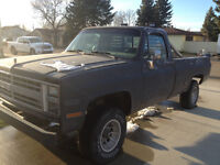 1986 Chevrolet Other Pickup Truck