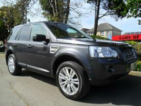 LAND ROVER FREELANDER 2 2.TD4 4X4 AUTO 2010 COMPLETE WITH M.O.T INC WARRANTY