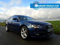 2012/62 AUDI A4 AVANT 2.0 TDI SE 5DR ESTATE BLUE - 143 BHP - LOW MILES