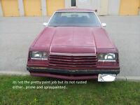 Dodge 1982 Curbside Classic Mirada