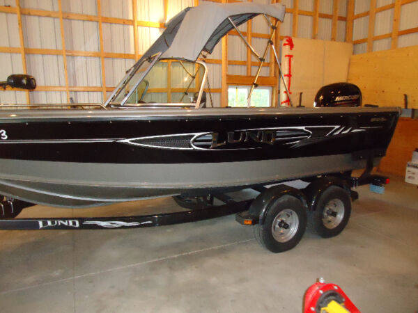 Used 2013 Lund Boat Co Tyee