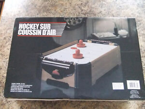 Mini table jeu hockey