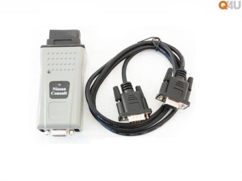 ≥ Nissan Consult 14 pin diagnose kabel, RS232 NU TIJDELIJK