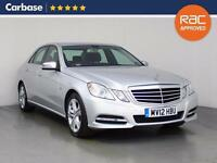 2012 MERCEDES BENZ E CLASS E220 CDI BlueEFFICIENCY Executive SE 4dr Tip Auto