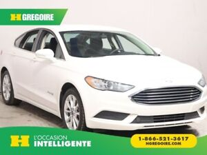 2017 Ford Fusion SE Hybrid AUTO A/C GR ELECT MAGS CAM RECUL