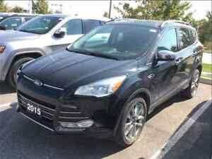 2015 Ford Escape SE, **ON Clearance**,Leather/Cloth, Heated Seat