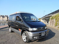 Mazda Bongo 2.5 AUTOMATIC 4 Birth,kitchen Camper with elevating roof