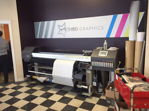 "Mutoh 64"" Inkjet Printer x2!!!! With Software"