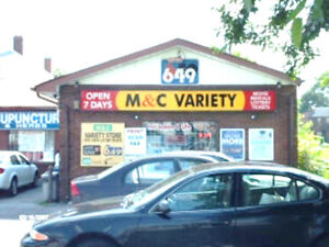 Excellent Business Location In Strip Mall.