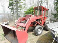 tractor  SOLD Thanks to Kijiji