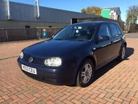 Volkswagen Golf 1.9 GT TDI(130bhp) 6 Speed