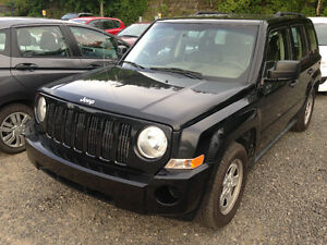 2008 Jeep Patriot Air Camionnette