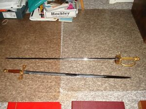 2 REPLICA WILKINSON SWORDS- PRISTINE- SELLING BOTH Peterborough Peterborough Area image 1