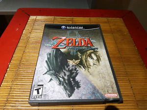 Legend of Zelda - Twilight Princess Nintendo Gamecube