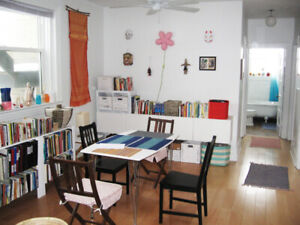1 bed apt dwtn for 4-month sublet (May, June, July, August 2019)