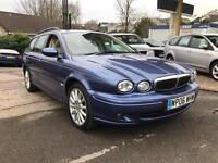2006 Jaguar X-Type 2.2 D S 5dr