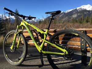 Rocky Mountain Element 950 RSL Carbon Frame