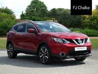 2016 Nissan Qashqai DCI TEKNA XTRONIC CVT Hatchback Diesel Automatic