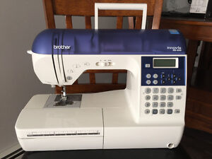 GREAT DEAL BROTHER EMBROIDERY SEWING MACHINE