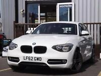 2013 BMW 1 Series 116D ES AUTO 5 door Hatchback