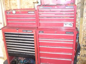 Heavy Duty Tool Box with all Tools