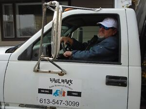 HAULMARK Junk Removal Services - YOU CALL, I HAUL Kingston Kingston Area image 2