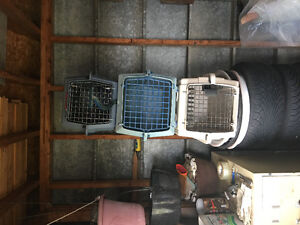 VARIOUS PET CAGES