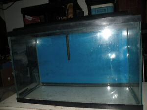 22 GALLON FISH TANK c/w every thing needed