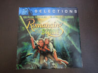 Romancing the Stone DVD-New in package